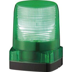 【パトライト PATLITE】パトライト PATLITE LEDフラッシュ表示灯 LFH-12-G