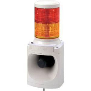 人気デザイナー 【パトライト LKEH-202FA-RY PATLITE PATLITE】パトライト PATLITE LED信号灯付き電子音報知器 LKEH-202FA-RY:あきばお~支店, 綾上町:d961dbde --- fricanospizzaalpine.com