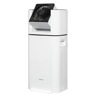 【アイリスオーヤマ IRIS】サーキュレーター 衣類乾燥除湿機 IJD-I50