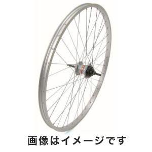 【サギサカ SAGISAKA】後車輪 内装3段用 国内組立 26X1 3/8 SI 61517
