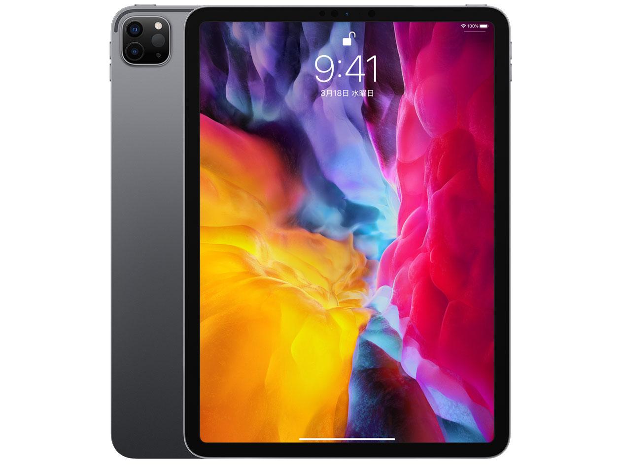 オリジナル iPad Pro 11インチ 第2世代(2020) Wi-Fi 128GB Wi-Fi MY232J/A 128GB (スペースグレイ) MY232J/A/Apple, iShop@alpha:3a292779 --- greencard.progsite.com