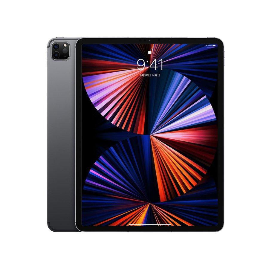 iPad Pro 12.9インチ 第5世代(2021) Wi-Fi 128GB MHNF3J/A (スペースグレイ)/Apple