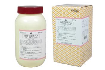 【第2類医薬品】 当帰芍薬散料A 500g 三和生薬