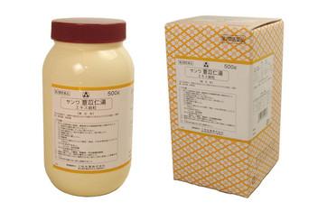 【第2類医薬品】 よく苡仁湯 500g 三和生薬