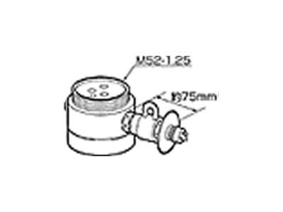 食器洗い機設置用 分岐水栓 CB-SJB6 【送料無料】【KK9N0D18P】
