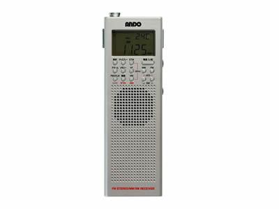 アンドー ハンディBCLラジオ S10-887DY【送料無料】【KK9N0D18P】