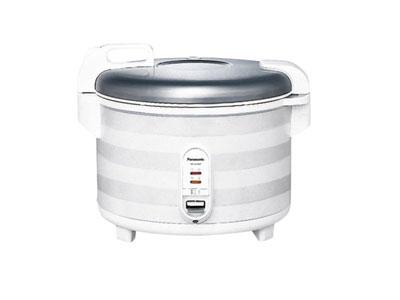 パナソニック 電子ジャー炊飯器 【大容量タイプ】 SR-UH36P-W(ホワイト) 2升炊き ナショナル【送料無料】【KK9N0D18P】