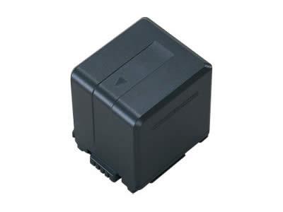 【キャッシュレス5%還元店】パナソニック ハイビジョンビデオカメラ用バッテリーパック VW-VBG260-K VWVBG260K ナショナル【送料無料】【KK9N0D18P】