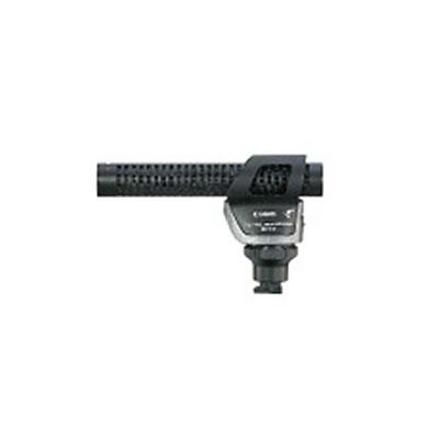 キヤノン ビデオカメラ用 指向性ステレオマイクロホン DM-100 Canon【送料無料】【KK9N0D18P】
