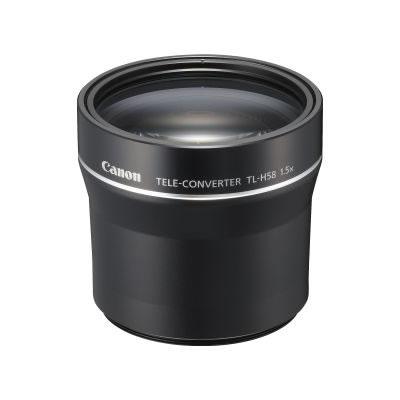キヤノン ビデオカメラ用 テレコンバーター TL-H58 Canon【送料無料】【KK9N0D18P】