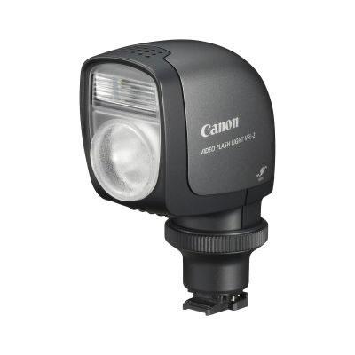 【キャッシュレス5%還元店】キヤノン ビデオカメラ用 ビデオフラッシュライト VFL-2 Canon【送料無料】【KK9N0D18P】