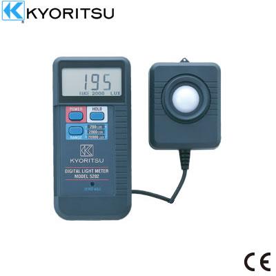 共立電気計器 デジタル照度計 5202 【送料無料】【KK9N0D18P】