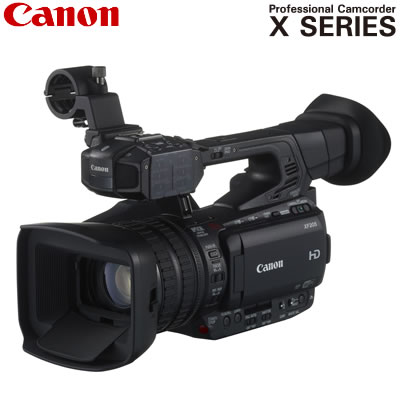 キヤノン 業務用 ビデオカメラ XF205 【送料無料】【KK9N0D18P】