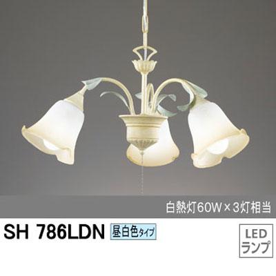 オーデリック 照明 シャンデリア LED25.5W・昼白色 SH786LDN 【送料無料】【KK9N0D18P】