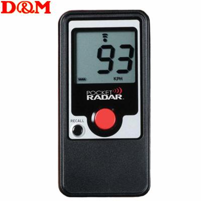 【即納】D&M スピードガン ポケットレーダー PR1000 【送料無料】【KK9N0D18P】