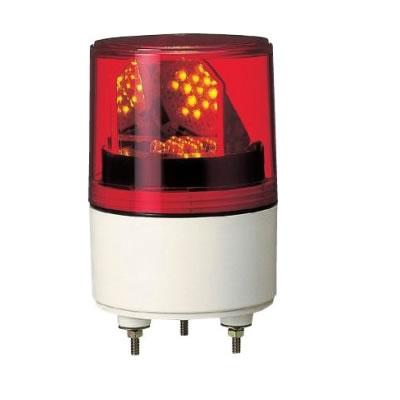 パトライト LED超小型回転灯 RLE-100-R 赤 【送料無料】【KK9N0D18P】