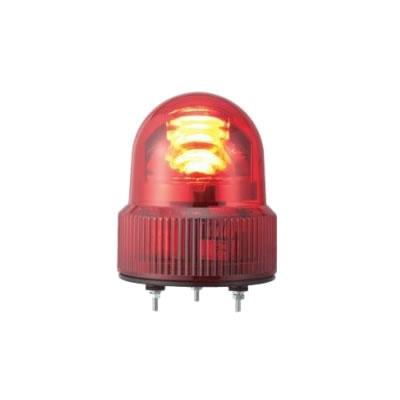 パトライト LED回転灯 ブザー付き SKHEB-100-R 【送料無料】【KK9N0D18P】