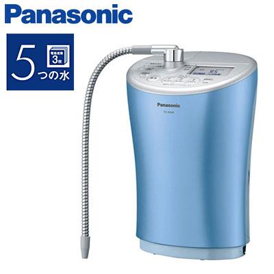 【即納】パナソニック アルカリイオン整水器 浄水器 TK-AS44-A ブルー 【送料無料】【KK9N0D18P】