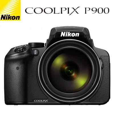 【キャッシュレス5%還元店】ニコン デジタルカメラ COOLPIX コンデジ COOLPIX-P900 【送料無料】【KK9N0D18P】