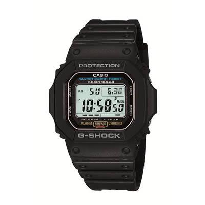 【キャッシュレス5%還元店】カシオ 腕時計 G-SHOCK G-5600E-1JF 【ソーラー】【メンズ】【送料無料】【KK9N0D18P】