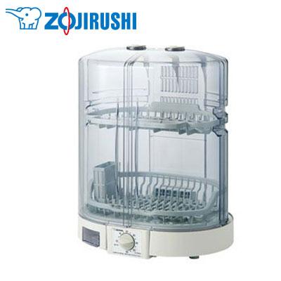 代引き手数料無料 絶品 送料無料 延長保証申込可 象印 食器乾燥器 EY-KB50-HA 5人分収納 グレー KK9N0D18P 定番から日本未入荷 たて型