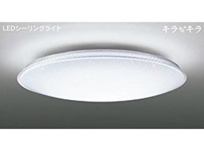 東芝 12畳 LED シーリングライト キラキラ 照明 白色+電球色 調光・調色タイプ プルスイッチレス LEDH82710-LC 【送料無料】【KK9N0D18P】