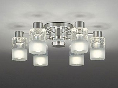 オーデリック 天井照明 光色切替調光LEDシャンデリア SH7001LDR 【送料無料】【KK9N0D18P】