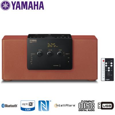ヤマハ コンポ デスクトップオーディオシステム Bluetoothスピーカー TSX-B141-RR ブリック CD/FM・AMラジオ/USB接続対応/ 【送料無料】【KK9N0D18P】
