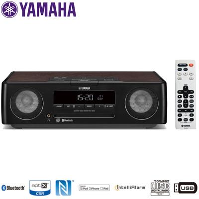 ヤマハ コンポ デスクトップオーディオシステム Bluetoothスピーカー TSX-B235-B ブラック CD/FM・AMラジオ/USB接続対応/ 天然木採用