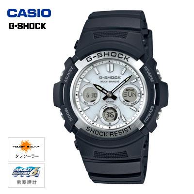 【キャッシュレス5%還元店】カシオ 腕時計 CASIO G-SHOCK メンズ AWG-M100S-7AJF 2015年11月発売モデル 【送料無料】【KK9N0D18P】