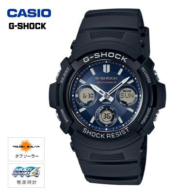 カシオ 腕時計 CASIO G-SHOCK メンズ AWG-M100SB-2AJF 2015年11月発売モデル 【送料無料】【KK9N0D18P】