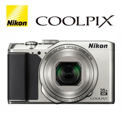 ニコン デジタルカメラ COOLPIX A900 デジカメ コンデジ COOLPIX-A900-SL シルバー 【送料無料】【KK9N0D18P】