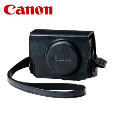 【キャッシュレス5%還元店】CANON デジカメソフトケース コンパクトデジタルカメラアクセサリー CSC-G8BK ブラック 【送料無料】【KK9N0D18P】