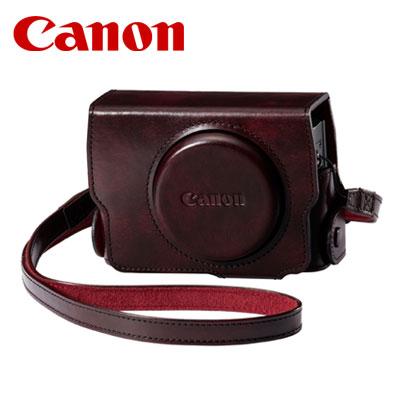 デジカメソフトケース CSC-G8BW ブラウン コンパクトデジタルカメラアクセサリー 【送料無料】【KK9N0D18P】 CANON