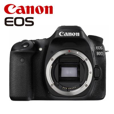 【即納】CANON デジタル一眼レフ EOS 80D ボディ EOS80D 【送料無料】【KK9N0D18P】