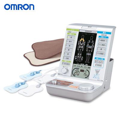 【キャッシュレス5%還元店】オムロン 電気治療器 こり治療 痛み治療 温熱治療 HV-F5200 【送料無料】【KK9N0D18P】