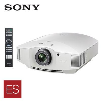 【キャッシュレス5%還元店】ソニー ビデオプロジェクター フルHD高画質モデル VPL-HW60-W ホワイト 【送料無料】【KK9N0D18P】