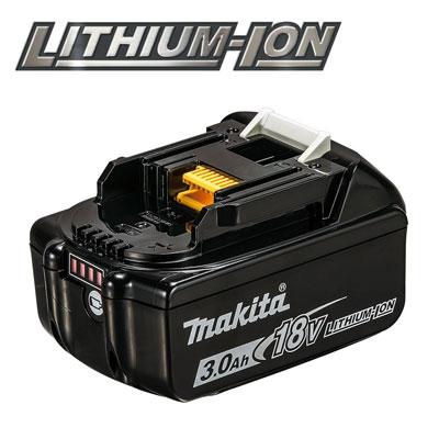 【キャッシュレス5%還元店】マキタ リチウムイオンバッテリー 18.0V 3.0Ah BL1830B 【送料無料】【KK9N0D18P】