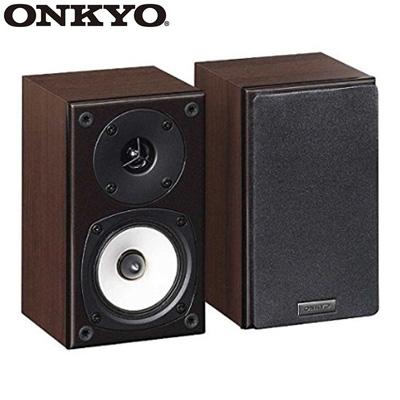 ONKYO オンキヨー D-109X Series 2ウェイ・スピーカーシステム シアタースピーカー D-109XM-D 木目 【送料無料】【KK9N0D18P】