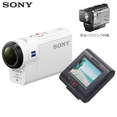 【キャッシュレス5%還元店】ソニー デジタルHD ビデオカメラレコーダー アクションカム ライブビューリモコンキット HDR-AS300R【送料無料】【KK9N0D18P】