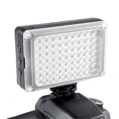 【キャッシュレス5%還元店】LEDライト ビデオカメラ デジカメ用ライト 照明 LPL VL-570C L26885 【送料無料】【KK9N0D18P】