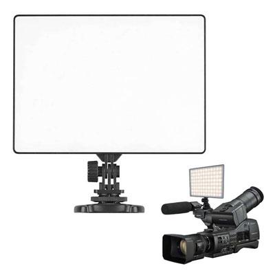 【キャッシュレス5%還元店】LEDライト ビデオカメラ デジカメ用ライト 照明 LPL VL-5500XP L27552 【送料無料】【KK9N0D18P】