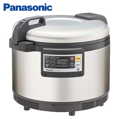 パナソニック 1升~3升炊き 業務用IHジャー炊飯器 SR-PGC54A 三相200V 【送料無料】【KK9N0D18P】
