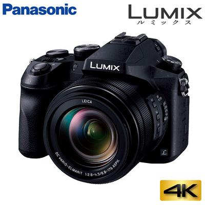 パナソニック デジタルカメラ コンパクトカメラ LUMIX ルミックス DMC-FZH1 ブラック【送料無料】【KK9N0D18P】