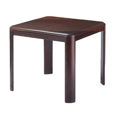 こたつ 正方形 ダイニングテーブル 人感センサー・高さ調節機能付き ダイニングこたつ 〔アコード〕 80x80cm こたつ本体のみ ハイタイプ マストバイ G0100065 【送料無料】【KK9N0D18P】