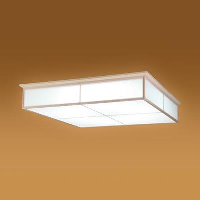 【キャッシュレス5%還元店】NEC LED天井照明 和風LEDシーリングライト SLDCD12565SG 【送料無料】【KK9N0D18P】