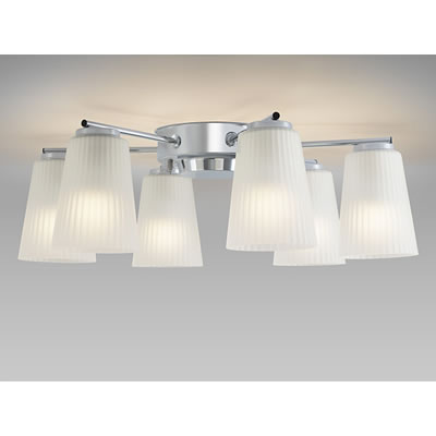 NEC LED天井照明 LEDシャンデリアライト SXZ-LE266709L 電球色 【送料無料】【KK9N0D18P】