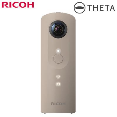 【キャッシュレス5%還元店】リコー デジタルカメラ リコー・シータSC RICOH THETA SC 全天球撮影カメラ THETA-SC-BE ベージュ 360度高画質撮影【送料無料】【KK9N0D18P】