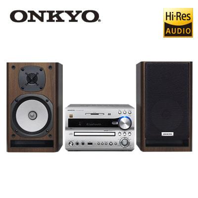 ONKYO オールインワンコンポ CD/SD/USBレシーバーシステム ハイレゾ対応 オンキヨー X-NFR7TX