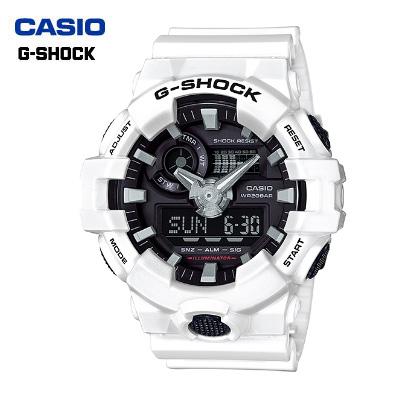 【キャッシュレス5%還元店】カシオ 腕時計 CASIO G-SHOCK メンズ GA-700-7AJF 2017年2月発売モデル【送料無料】【KK9N0D18P】